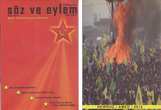 Söz ve Eylem 11. Sayı (Nisan 2012)