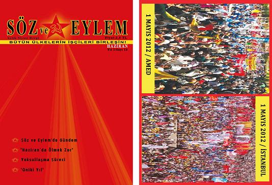 Söz ve Eylem 13. Sayı (Haziran 2012)