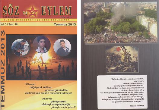 Söz ve Eylem 26. Sayı (Temmuz 2013)