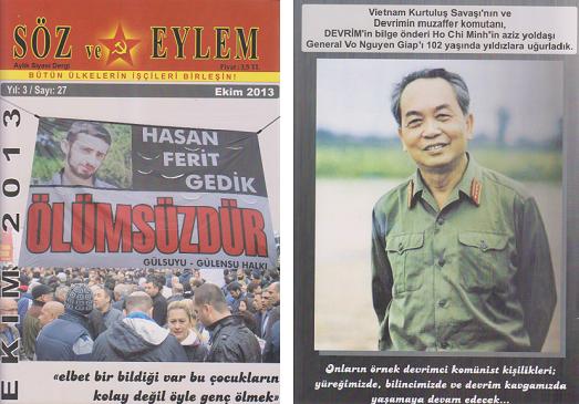 Söz ve Eylem 27. Sayı (Ekim 2013 )